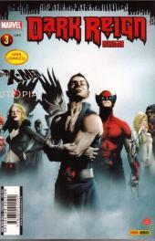 Dark Reign Saga -3- X-men noirs