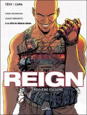 Reign -3- Troisième escadre