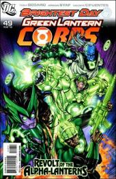 Green Lantern Corps (2006) -49- Revolt of the alpha-lanterns part 2