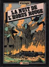 Victor Billetdoux -3- La nuit de l'Horus rouge