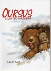 La faune des Pyrénées -4- Oursus - L'Ours des Pyrénées