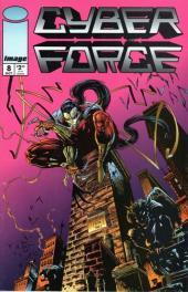 Cyberforce (Image Comics - 1993) -8- Cyberforce