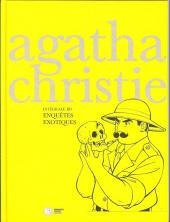 Agatha Christie - Intégrale BD -3- Enquêtes exotiques