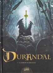 Durandal, Tome 1 à 3