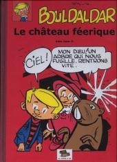 Bouldaldar et Colégram -5- Le château féerique (Libre Junior 3)