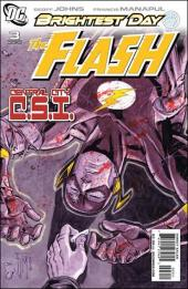 Flash (The) (2010) -3- Case one : the dastardly death of the rogues part 3