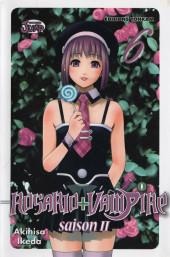 Rosario+Vampire II -6- Tome 6