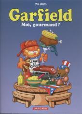 Garfield -46a2010- Moi, gourmand ?