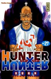 Hunter X Hunter -27- Tome 27 - Nom