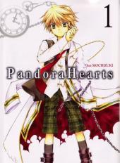 Pandora Hearts -1- Tome 1