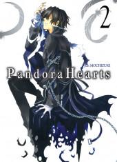 Pandora Hearts -2- Tome 2