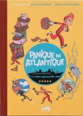 Spirou et Fantasio (Une aventure de.../Le Spirou de...) -6TT- Panique en atlantique