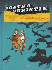 Agatha Christie (Emmanuel Proust Éditions) -20- Les Oiseaux du lac Stymphale