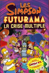 Les simpson/Futurama -FL- La crise multiple