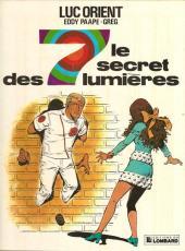 Luc Orient -6d- Le secret des 7 lumières