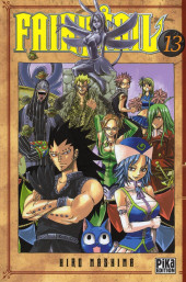 Fairy Tail -13- Tome 13