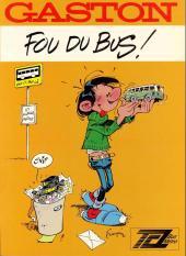 Gaston (Hors-série) -FB06- Fou du bus - TCL