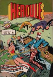 Hercule (1e Série - Collection Flash) -11- Le retour du Fantôme d'Argent