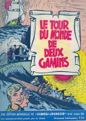 Samedi Jeunesse -36- Le tour du monde de deux gamins