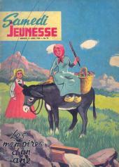 Samedi Jeunesse -78- Les mémoires d'un âne
