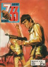 Z33 agent secret -82- Opération Wolfram