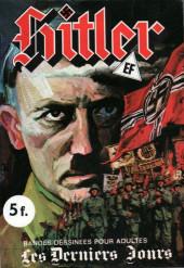 Hitler (Elvifrance) -1- Les derniers jours