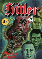 Hitler (Elvifrance) -5- Changer de peau