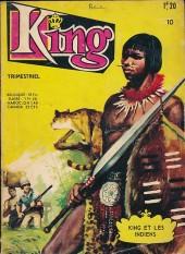 King (Arédit - 1re série) -10- King et les indiens