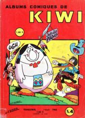 Kiwi (Albums comiques de) -4- La montagne... c'est passionnant !