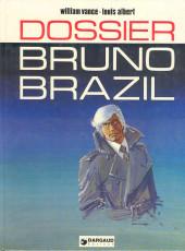 Bruno Brazil -10'- Dossier Bruno Brazil