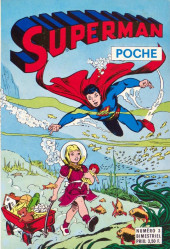 Superman (Poche) (Sagédition) -3- Superman poche N°3