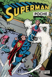 Superman (Poche) (Sagédition) -11- Superman poche N°11