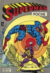 Superman (Poche) (Sagédition) -12- Superman poche N°12