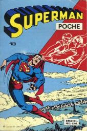 Superman (Poche) (Sagédition) -13- Péris... Pour revivre !
