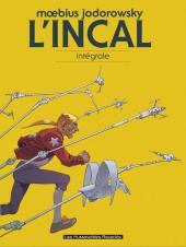 L'incal - Une aventure de John Difool -INTd- Intégrale