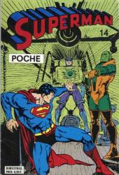 Superman (Poche) (Sagédition) -14- Superman poche N°14