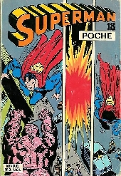 Superman (Poche) (Sagédition) -18- Superman poche N°18