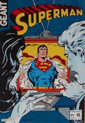 Superman Géant (Sagédition - 2e série) -6- Superman Géant N°6