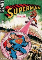 Superman Géant (Sagédition - 2e série) -7- Superman Géant N°7