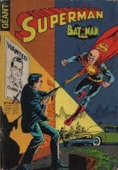 Superman Géant (Sagédition - 1re série) -1- Superman Géant N°1