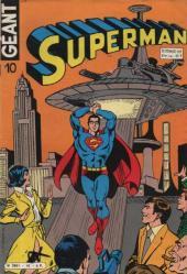 Superman Géant (Sagédition - 2e série) -10- Superman Géant N°10