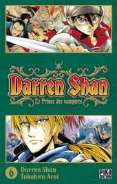 Darren Shan -6- Le Prince des vampires
