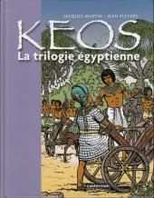 Kéos -INT- La trilogie égyptienne