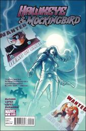 Hawkeye & Mockingbird (2010) -2- Ghosts, Part 2: Rumors of Death