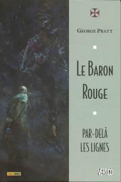 Le baron Rouge (Pratt) -a- Par-delà les lignes
