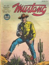 Mustang (Semic) -167- Mustang 167