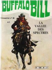Buffalo Bill (Jeunesse et Vacances) -30- La vallée des spectres