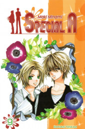 Special A -9- Tome 9