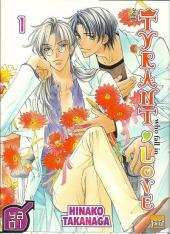 Tyrant who fall in love (The) -1- Tome 1