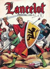 Lancelot (Mon Journal) -75- La retraite héroïque